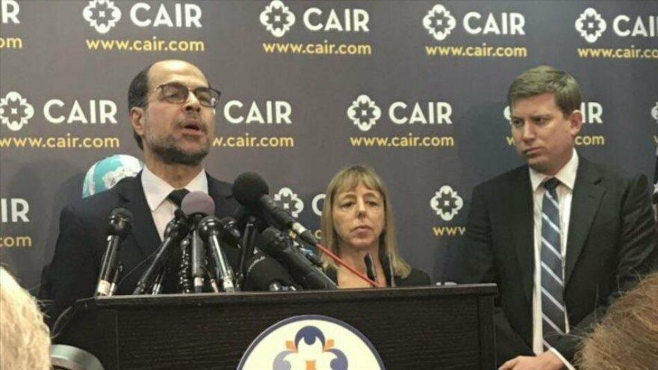 Líder de la comunidad musulmana de EEUU culpa a Trump del aumento de la islamofobia