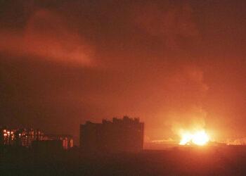 Se cumplen 20 años del inicio de los bombardeos de la OTAN sobre Yugoslavia