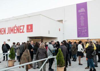 Una exposición de arte contemporáneo para mostrar a La Zubia como 'puerta violeta' hacia la Igualdad entre hombres y mujeres
