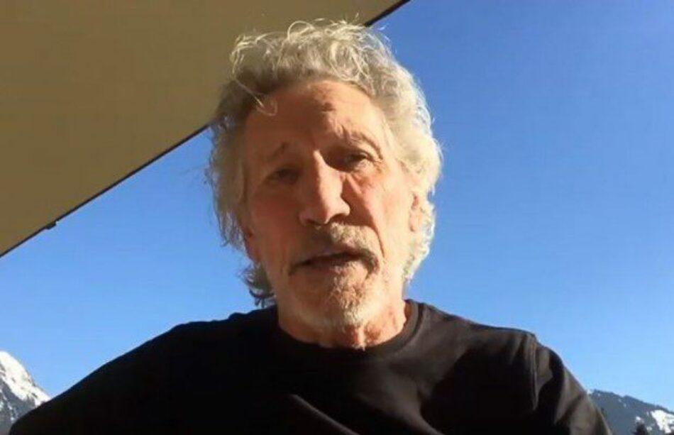 Roger Waters envía un nuevo mensaje de apoyo a Venezuela Bolivariana