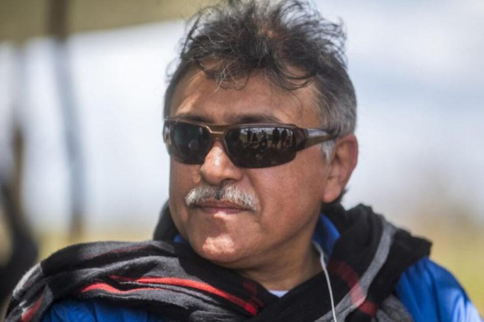Colombia: Jesús Santrich denuncia plan para asesinarlo