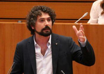 Jose Sarrión ratificado como candidato a la presidencia de la Junta por IUCyL