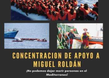 Somos Migrantes: «Por la defensa de la solidaridad. Salvar vidas no es delito»