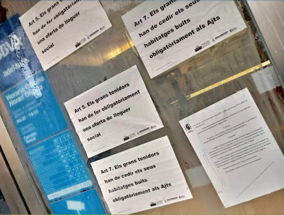 PAH Barcelona: «ROUND 2: ¡Hemos hecho posible lo imposible! Ahora toca velar su aplicación por parte de los grandes tenedores»