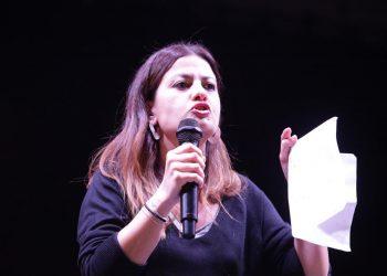 Sira Rego apunta en Mérida la importancia de las políticas europeas en el ámbito regional