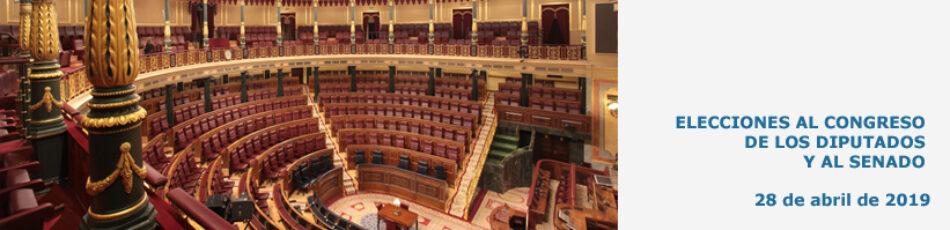 Unidas Podemos solicita a la Junta Electoral Central que se amplíe la recepción del voto de los/as emigrantes españoles/as a todo el fin de semana del 28A