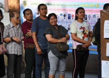 Tailandia celebra sus primeras elecciones tras el golpe de estado de 2014
