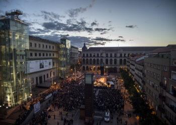 Pablo Iglesias celebra su primer acto de precampaña el próximo sábado 23 de marzo
