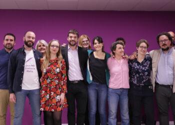 Isabel Serra, candidata de Podemos a la presidencia de la Comunidad de Madrid tras finalizar las primarias