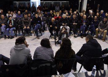 Podemos, frente a la uberización de la economía en Barcelona