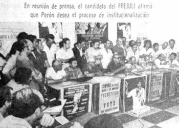 Argentina. El golpe militar de 1976 como represalia del urnazo de 1973
