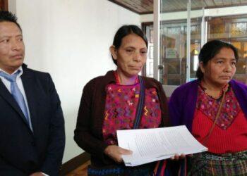 Alianza por la Solidaridad y Action Aid alertan del peligro de una ley en Guatemala que amnistiará a condenados por crímenes de lesa humanidad