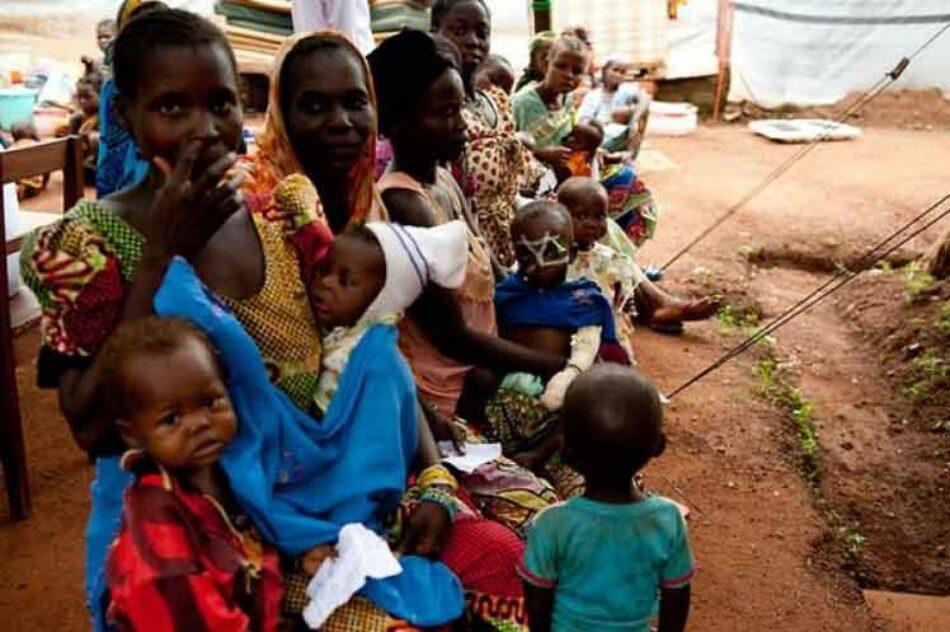 Más de la mitad de la población mundial sin atención sanitaria básica