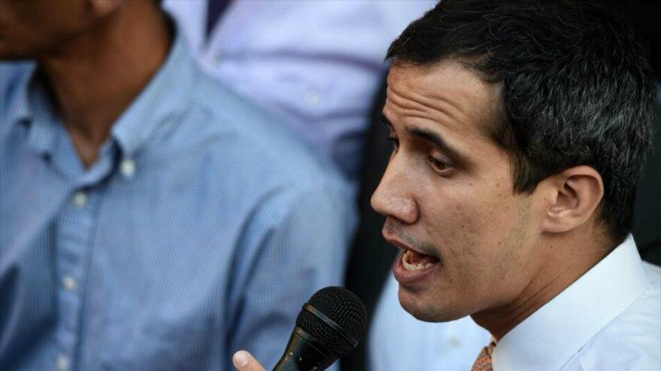 TSJ ordena eliminar inmunidad parlamentaria de Juan Guaidó