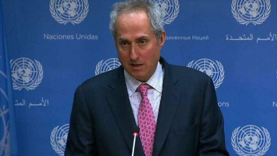La ONU condena la salida de EEUU del Tratado de Comercio de Armas