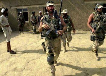 Blackwater busca crear un ejército de 5000 mercenarios para Guaidó