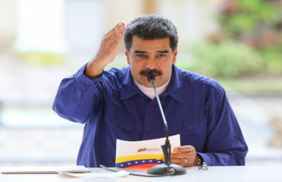 Venezuela exige respeto a Mike Pence ante amenaza de invasión militar