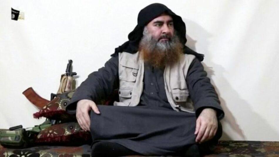 Líder del Daesh reaparece en un vídeo tras 5 años desaparecido