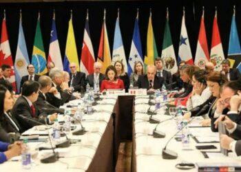Injerencia en Venezuela centra atención del llamado Grupo de Lima