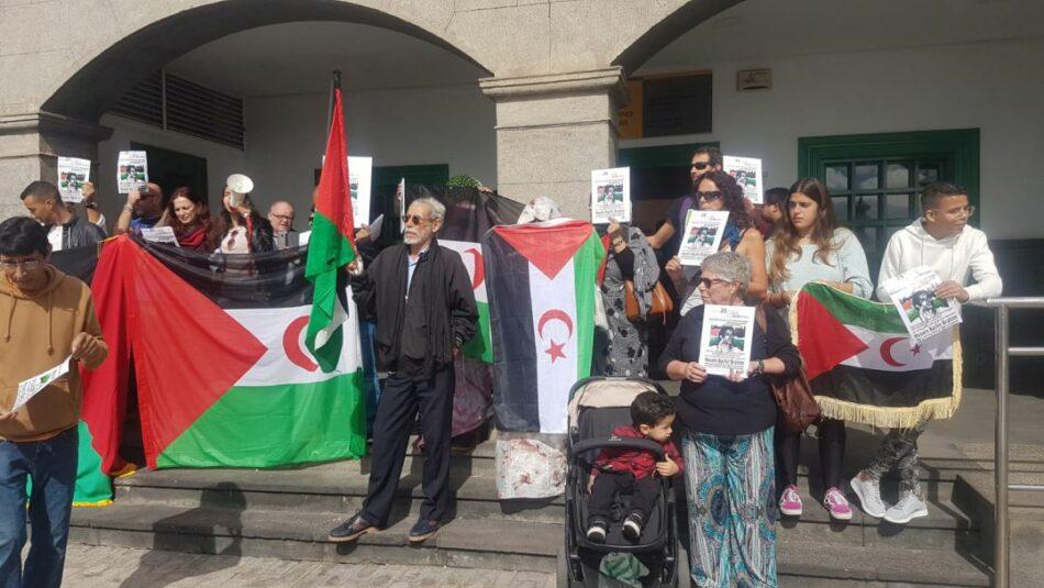 IU espera que la UE sancione al Estado español por deportar a Marruecos al activista saharaui Huseín Bachir Brahim