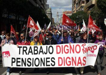 Izquierda Unida León reivindica un 1 de mayo por el empleo de calidad y los salarios dignos