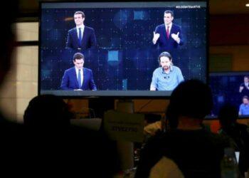 Steinko, profesor de la UCM: Iglesias tuvo éxito relativo en primer debate electoral