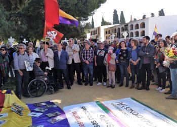 IU Sevilla reivindica un Ayuntamiento que se tome en serio la memoria democrática y afronte la exhumación de las fosas comunes