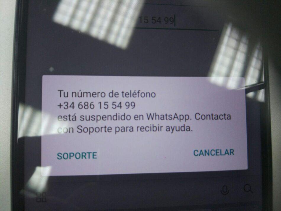 Podemos denuncia que WhatsApp ha censurado su cuenta durante la última semana de campaña electoral