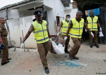 Sri Lanka: 15 muertos en enfrentamiento con supuestos yihadistas