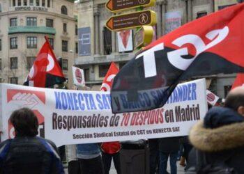 CGT denuncia el traslado forzoso de 90 personas con diversidad funcional en la Agencia Tributaria