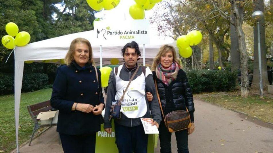 Ferran Mir Culell, ex-número 3 de PACMA por Barcelona: «toda la parte del programa de derechos sociales es puro paripé»