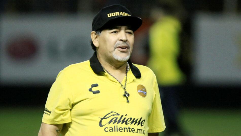 Maradona será investigado por dedicar un triunfo a Nicolás Maduro y criticar a Donald Trump