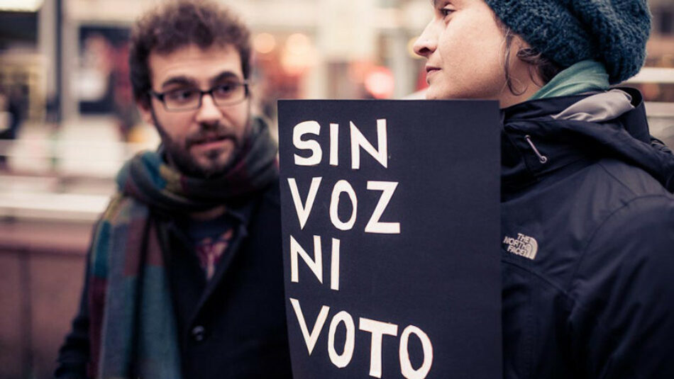 Solo el 8,4% de los españoles que viven en el extranjero «rogaron» el voto para las elecciones del 28A