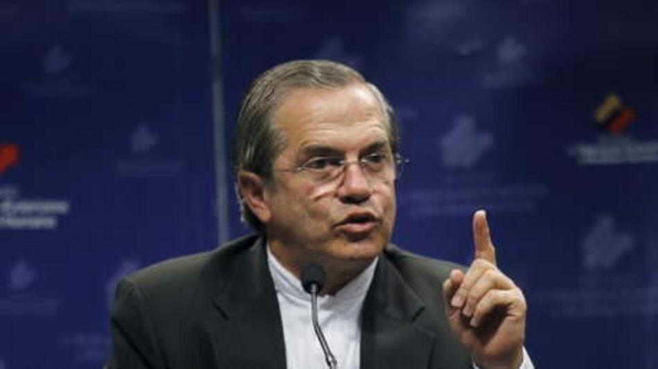 """Ecuador / Ricardo Patiño : """"Moreno es un impostor profesional; todo lo que hace fue programado con la CIA"""""""