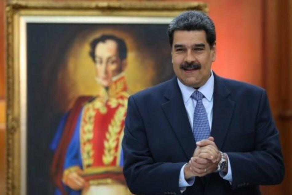 Presidente Maduro ratifica lealtad total de las Fuerzas Armadas