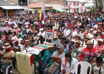 Colombia. Presidente Duque no escuchó a las y los miembros de la Minga Social