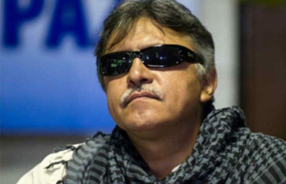 Colombia. Líder de las FARC Jesús Santrich cumple un año en prisión