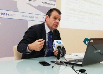 La oposición vuelve a pedir en el Parlamento de Galicia la inmediata dimisión de Ángel Bernardo Tahoces