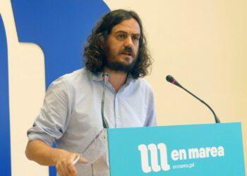 Antón Sánchez (En Marea): «Todo apunta a que Bernardo Tahoces é quen maquilla as desfeitas das empresas que contaminan»