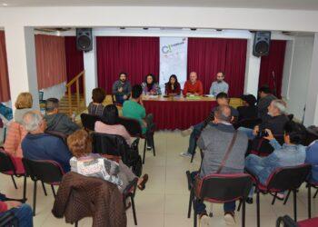 Cambiar la Región de Murcia ratifica su candidatura de unidad popular a las autonómicas