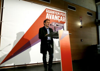 """Jaume Asens: """"Pedro Sánchez ha posat una catifa vermella als culpables de la bombolla del lloguer"""""""