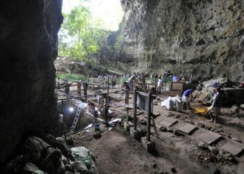 Una especie humana de reciente descubrimiento en Filipinas, fue coetánea al 'homo sapiens'