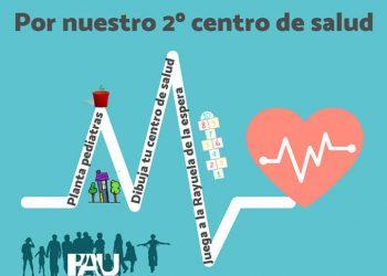 Plantación de pediatras por un segundo centro de salud en el Ensanche de Vallecas
