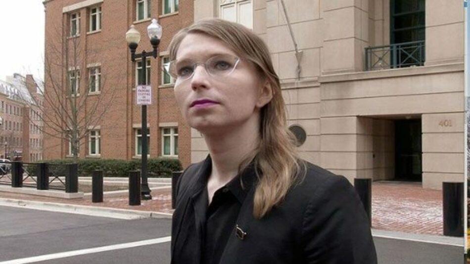 EE.UU. niega libertad a exanalista militar Chelsea Manning