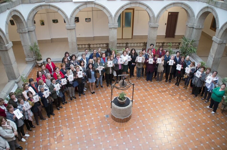 En apoyo a la familia de Cristina Martín
