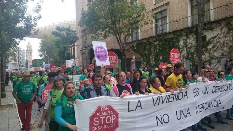 """""""La vivienda es un derecho, no un negocio"""". Miguel Ángel Bustamante destaca las medidas de Unidas Podemos para paliar el grave problema de vivienda"""