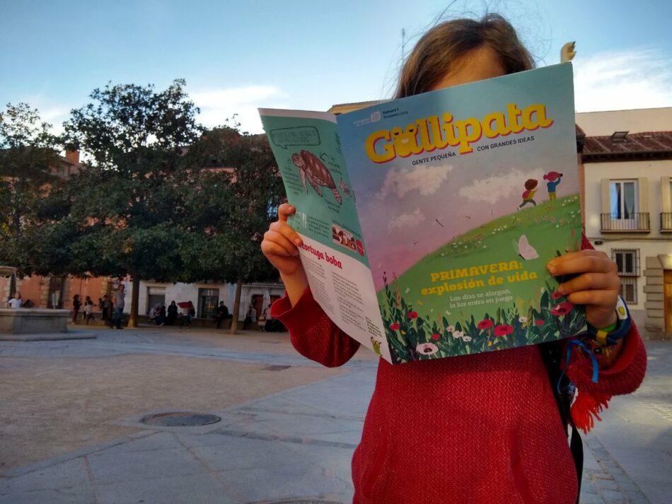 Nace Gallipata, la revista infantil de Ecologistas en Acción