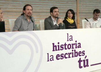 Unidas Podemos lanza su apuesta para liderar la transición energética en España: #RedPública