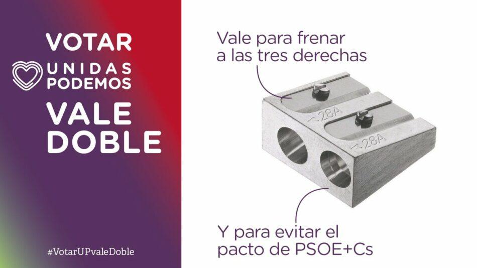 El PCE berciano pide un voto masivo para Unidas Podemos