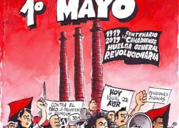 1º de Mayo: ¡Ahora más que nunca!